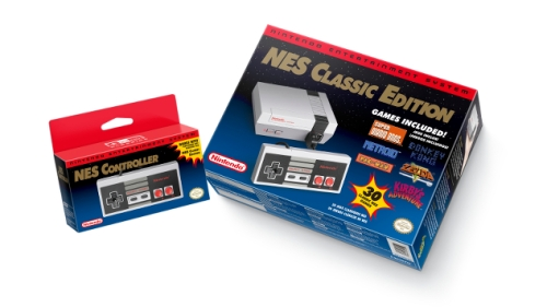 nes classic rectangle