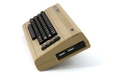 C64 Mini side Actual